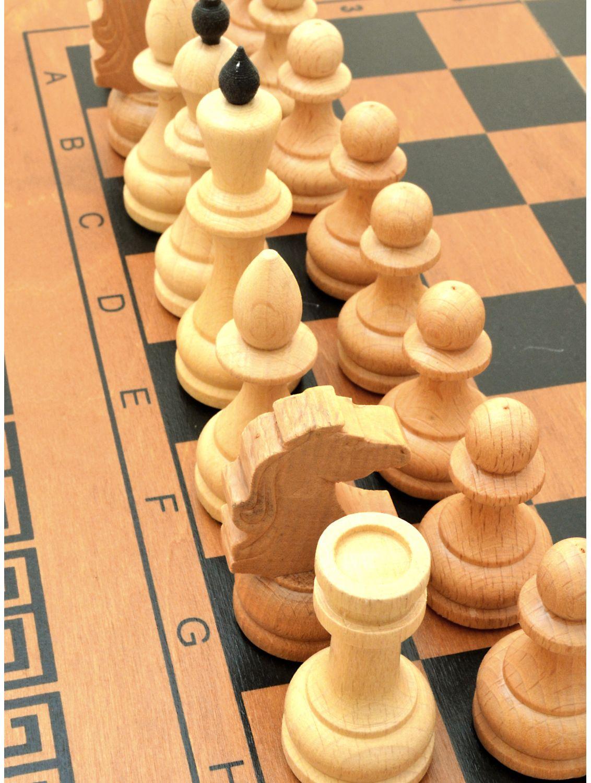Сделать шахматы из дерева своими руками 93