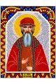 Алмазная мозаика «Святой Ярослав» икона