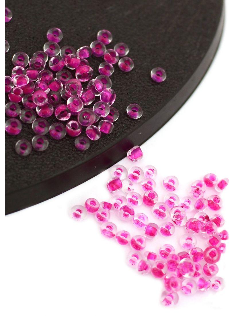 Бисер «Glass bead-18» размер 12, фасовка 50 гр