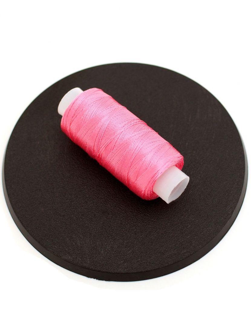Нить для бисера «Grass» розовая особо прочные