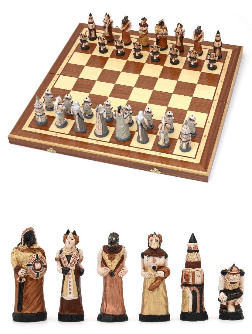 Шахматы «Фантазия»