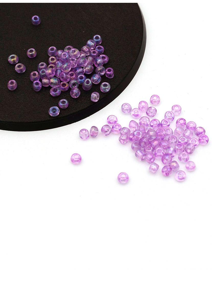 Бисер «Glass bead-71» размер 6, фасовка 50 гр