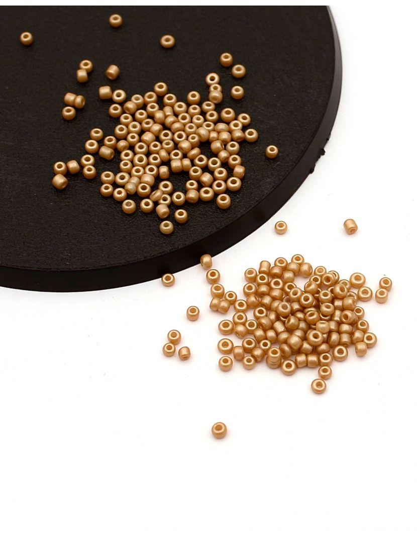 Бисер «Glass bead-54» размер 12, фасовка 50 гр