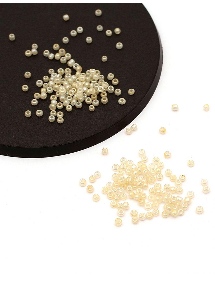 Бисер «Glass bead-69» размер 12, фасовка 50 гр