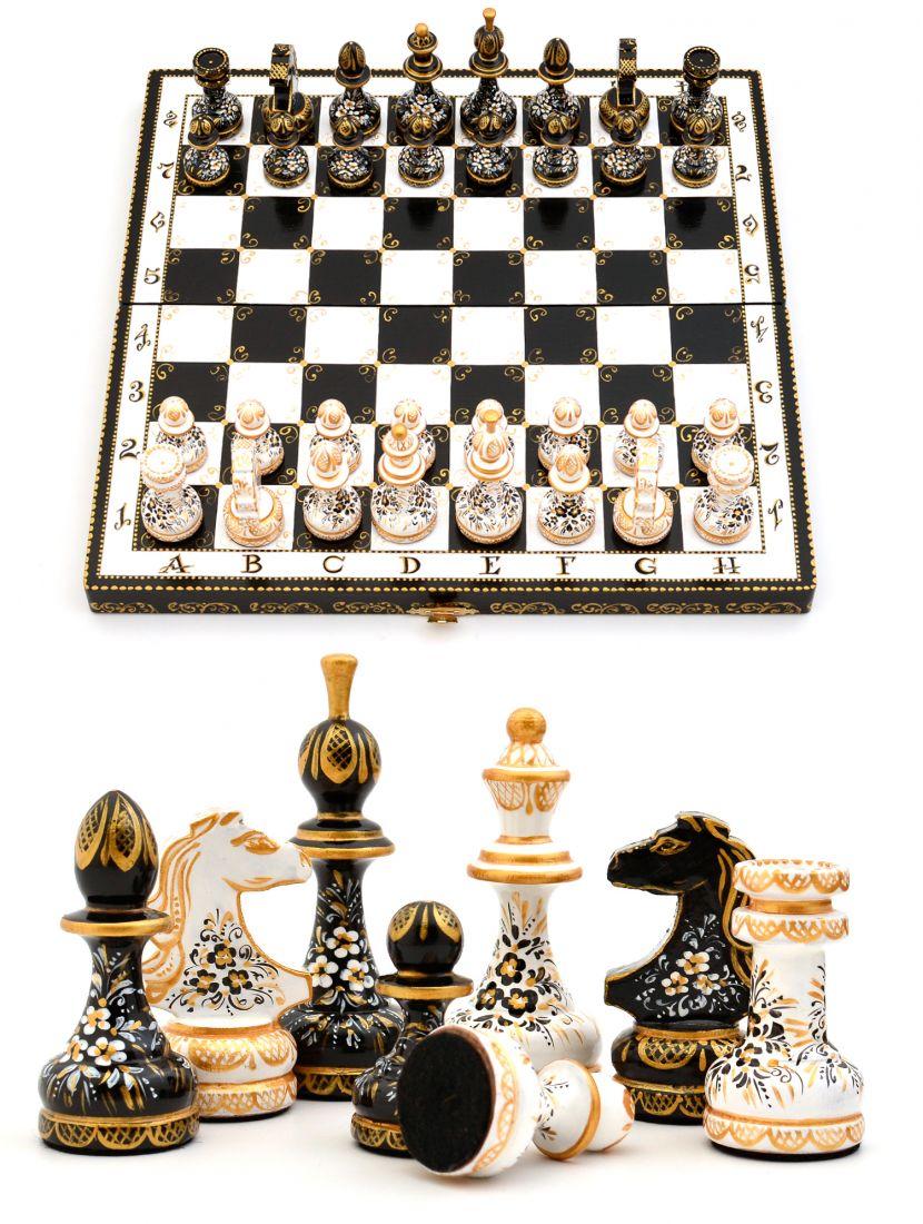 Шахматы «Принц» ручная роспись