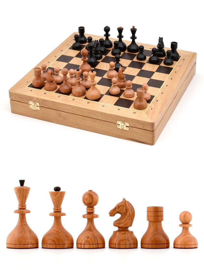 Шахматы «Дворянские» классический ларец 40 см