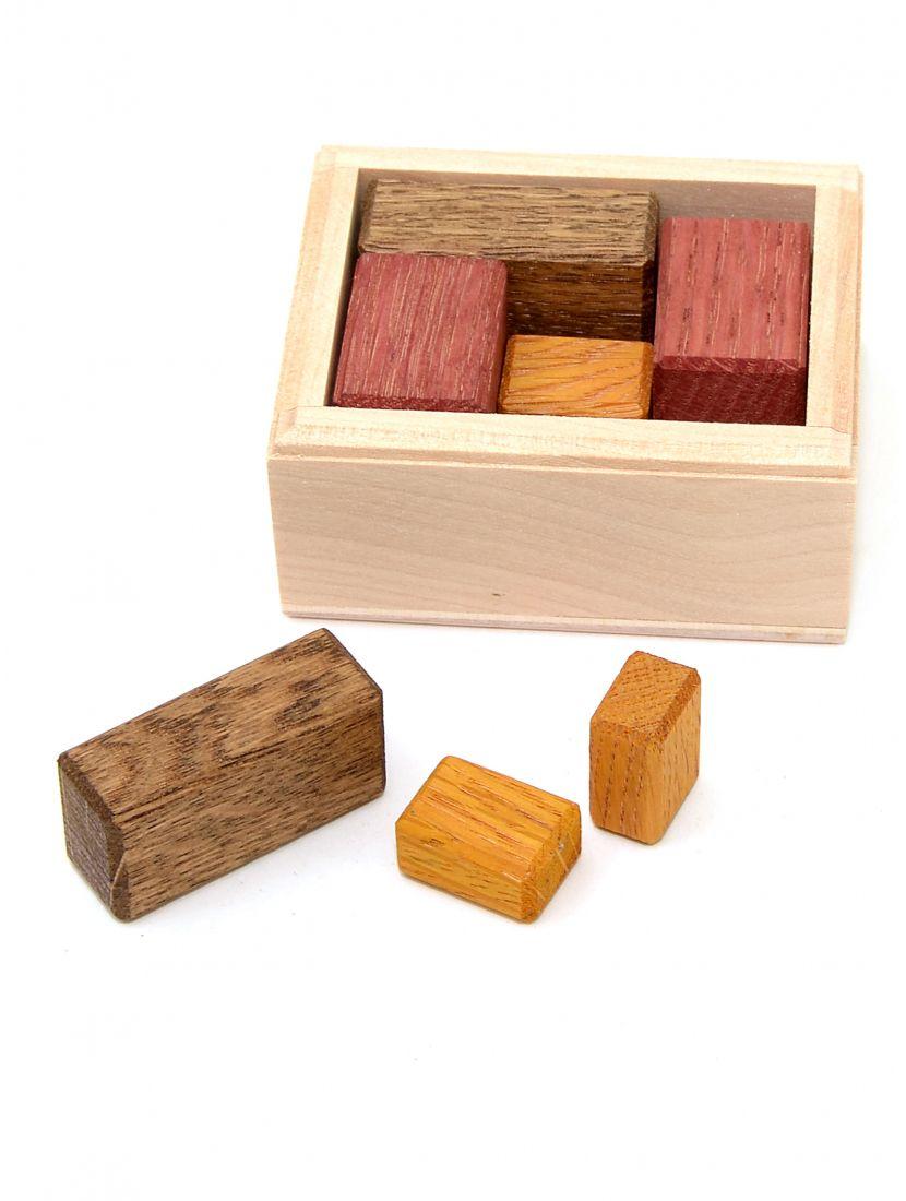 Головоломка «Недетские кубики» мини