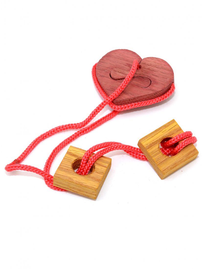 Головоломка «Разбитое сердце-2»