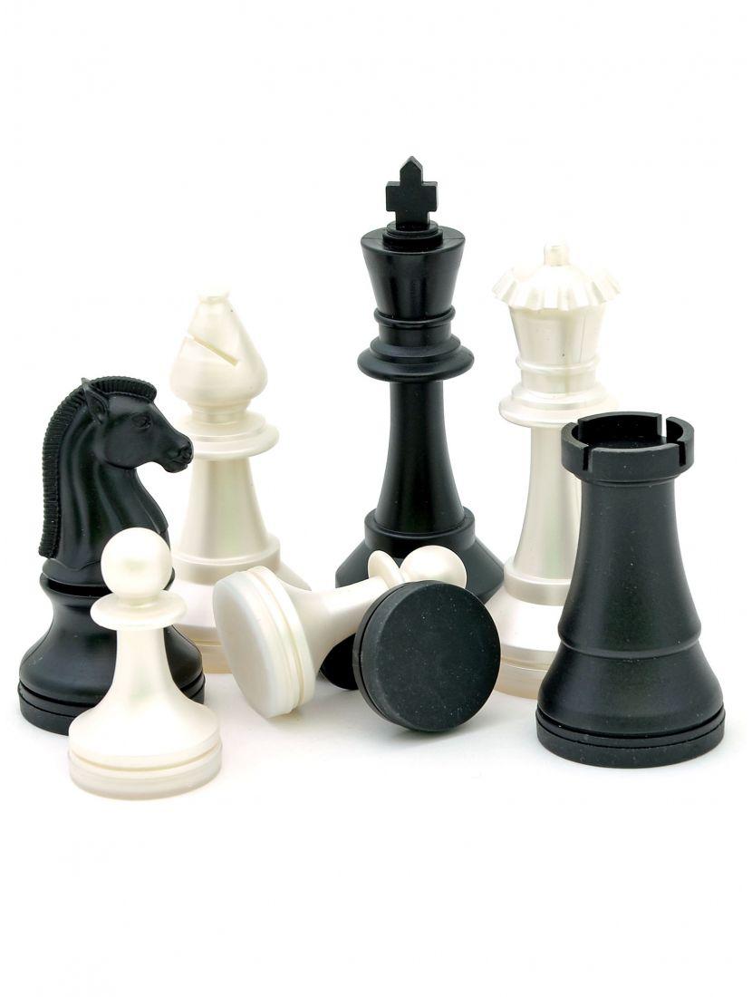Шахматные фигуры «Владимирские» пластик