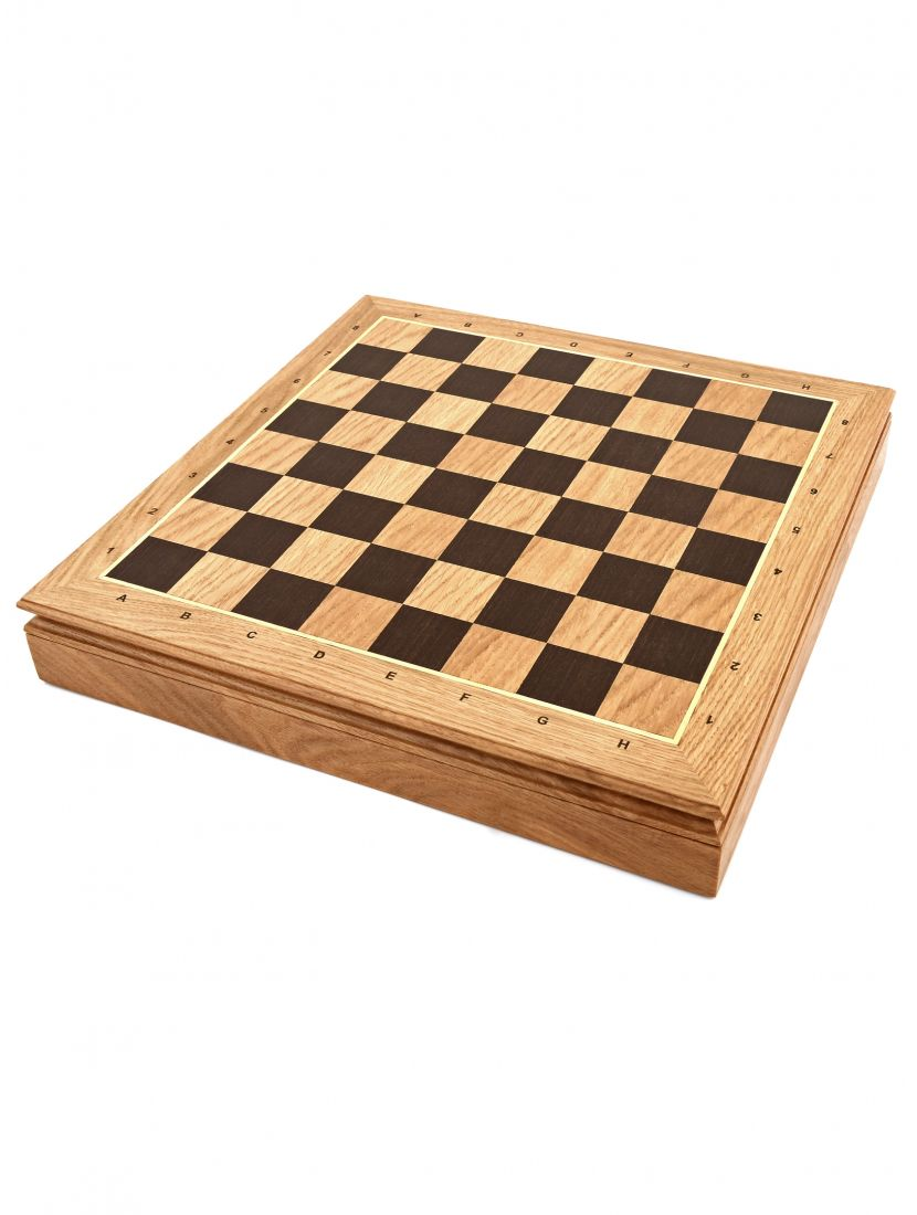 Шахматный ларец «Дворянский» дуб