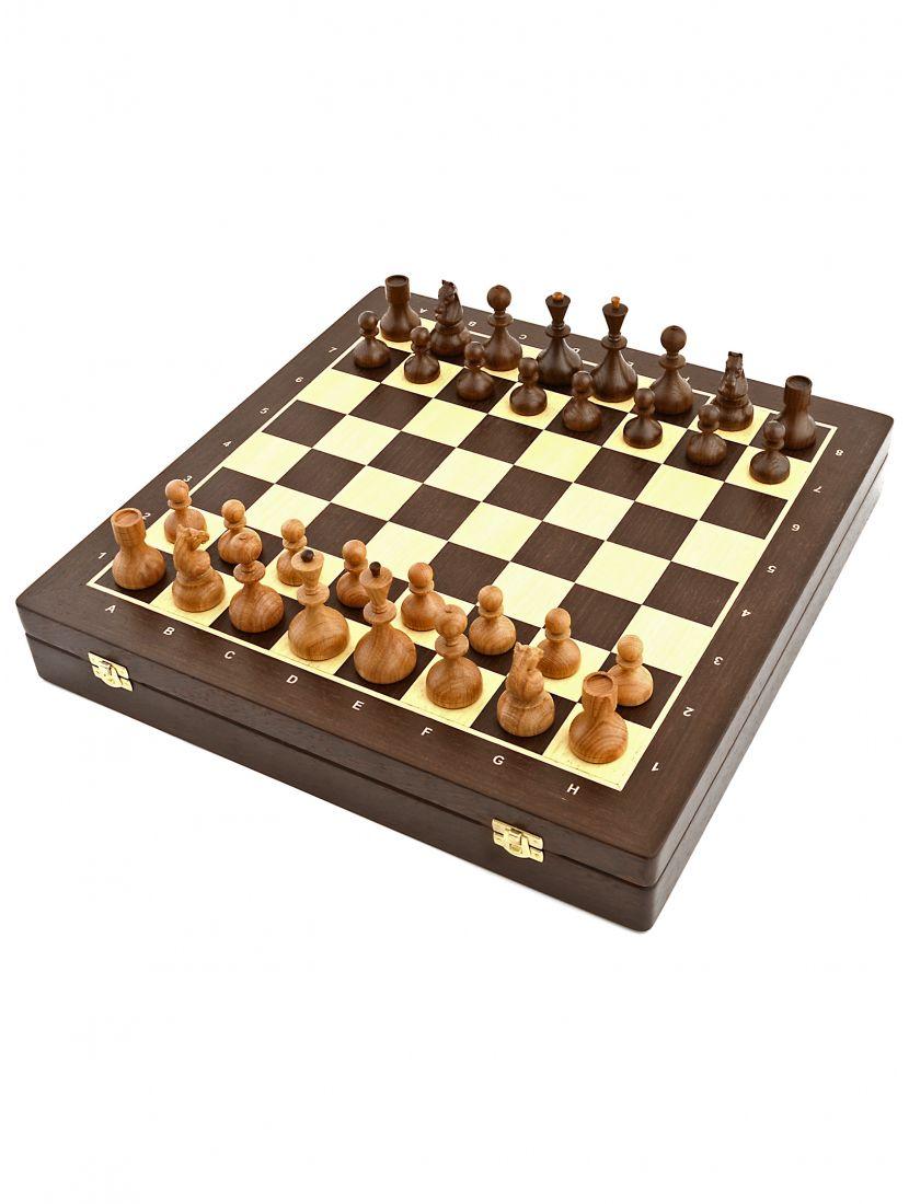 Шахматы «Дворянские венге» ларец классический