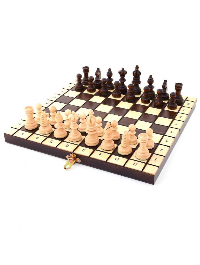 Шахматы «Олимпийские-3»
