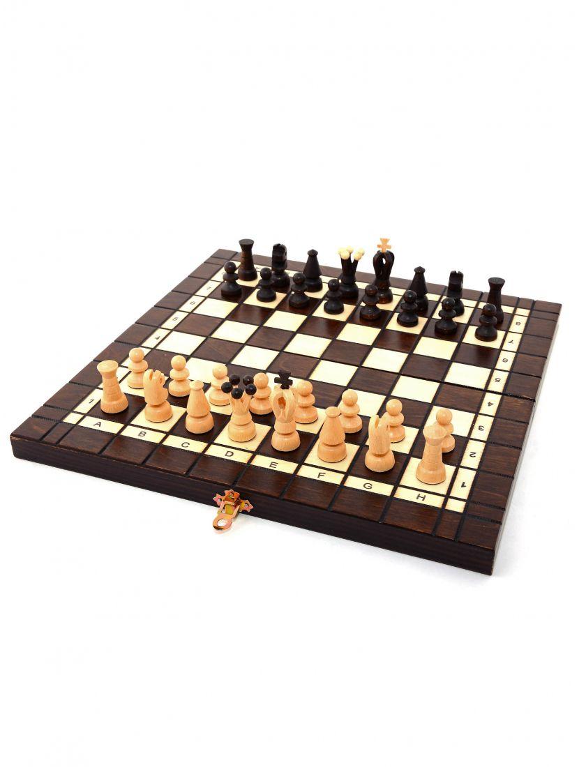 Шахматы + шашки «Скандинавские»