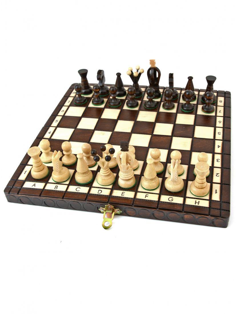 Шахматы «Королевске» польские мини