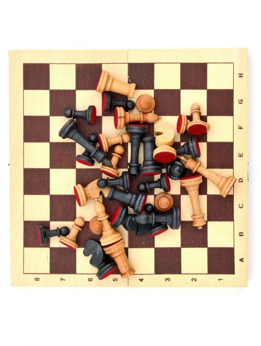 Шахматы «Походные» ивановские фигуры
