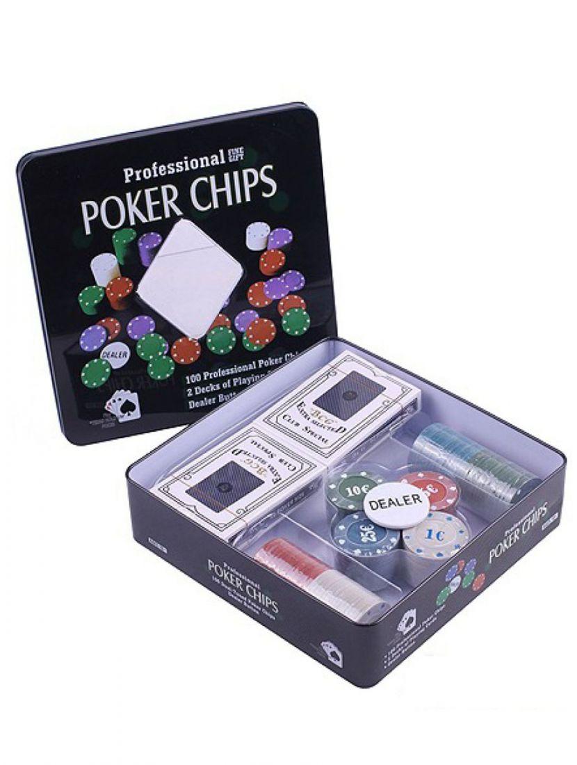 Покер «Holdem Light» 100 фишек