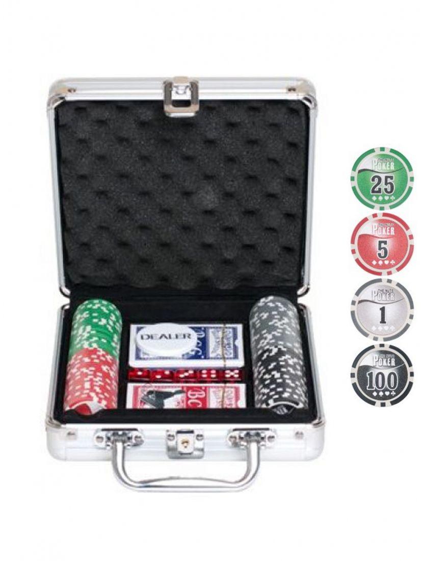 Покер «NUTS» 100 фишек