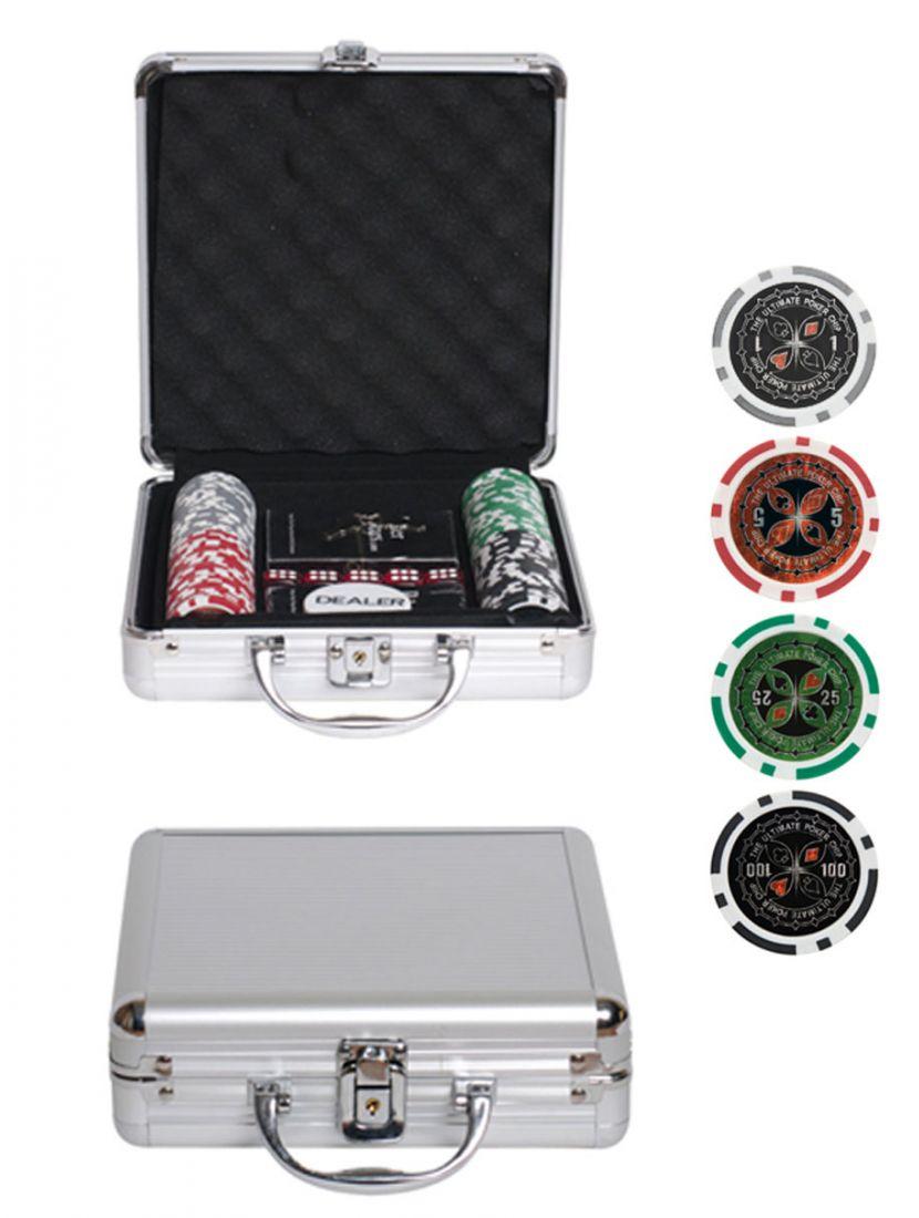 Покер «Ultimate» 100 фишек