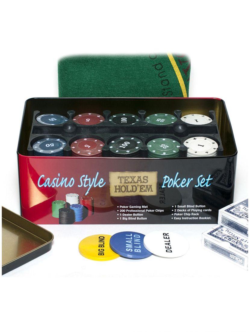 Покер «Holdem Light» 200 фишек