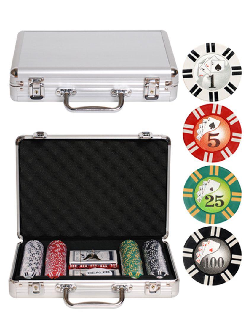 Покер «Royal Flush» 200 фишек