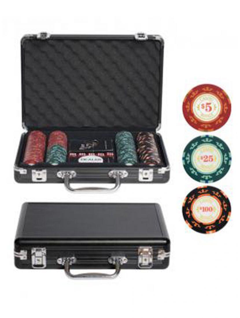 Покер «Casino Royale» 200 фишек