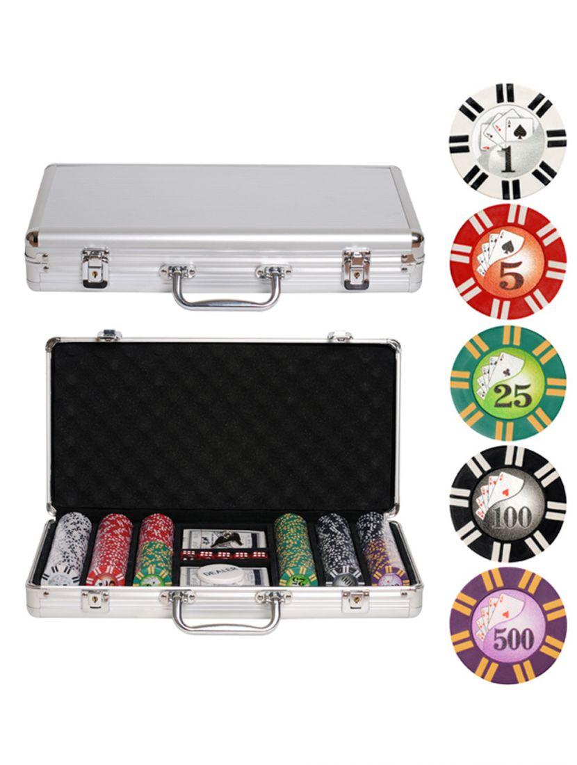 Покер «Royal Flush» 300 фишек