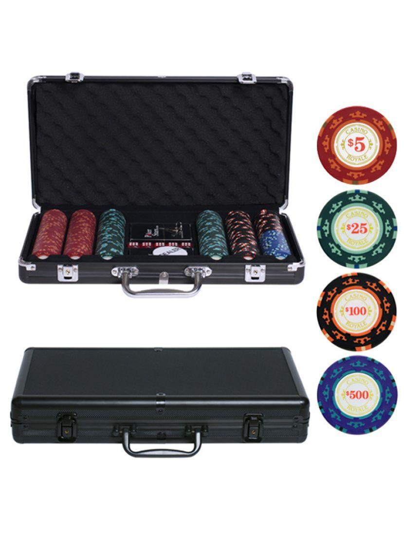 Покер «Casino Royale» 300 фишек