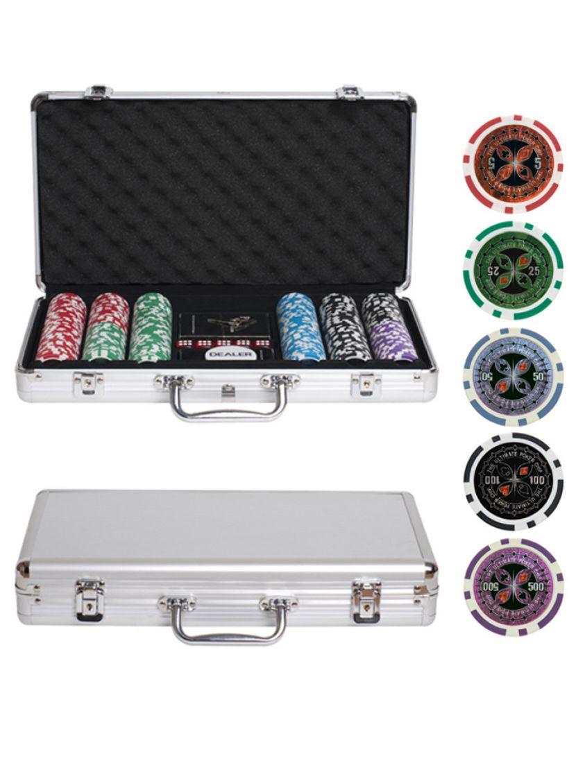 Покер «Ultimate» 300 фишек