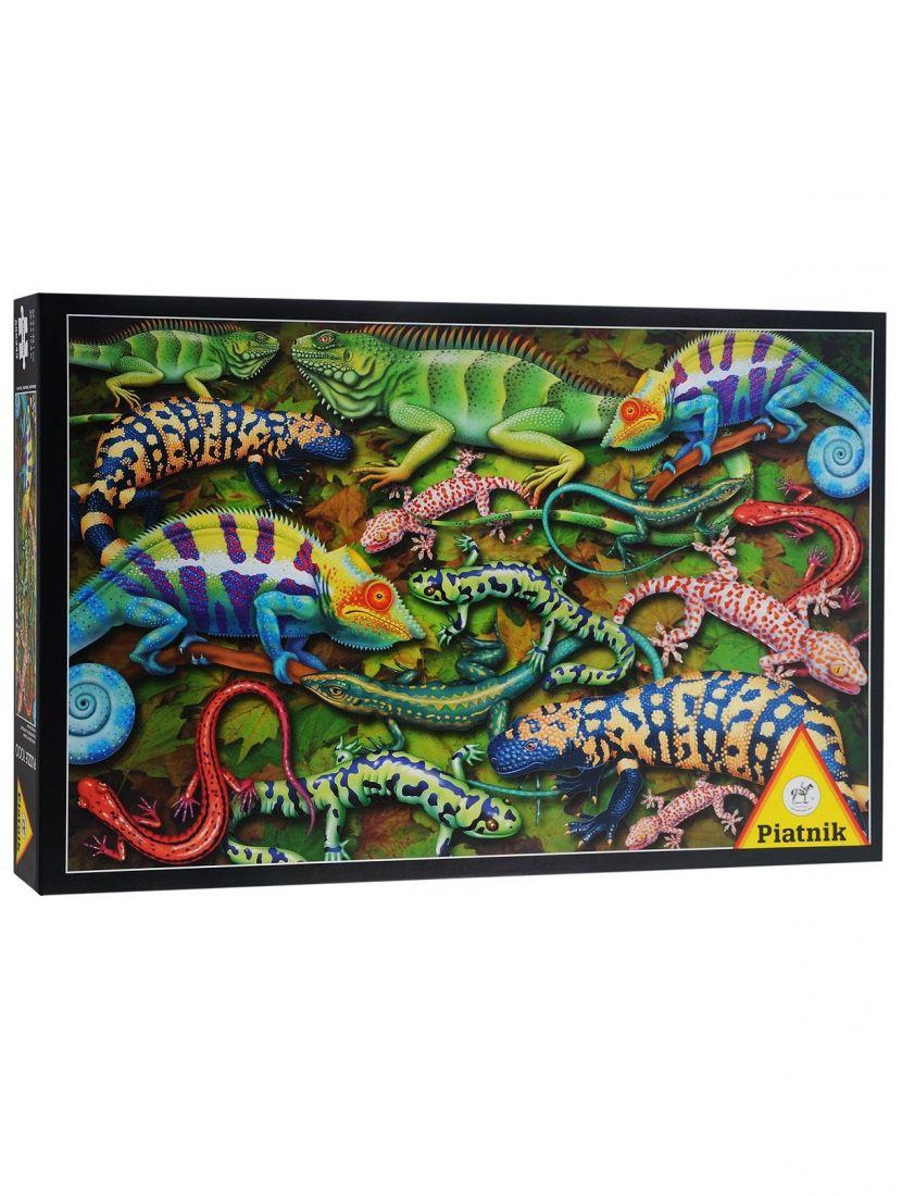 Пазл «Саламандры» 1000 элементов