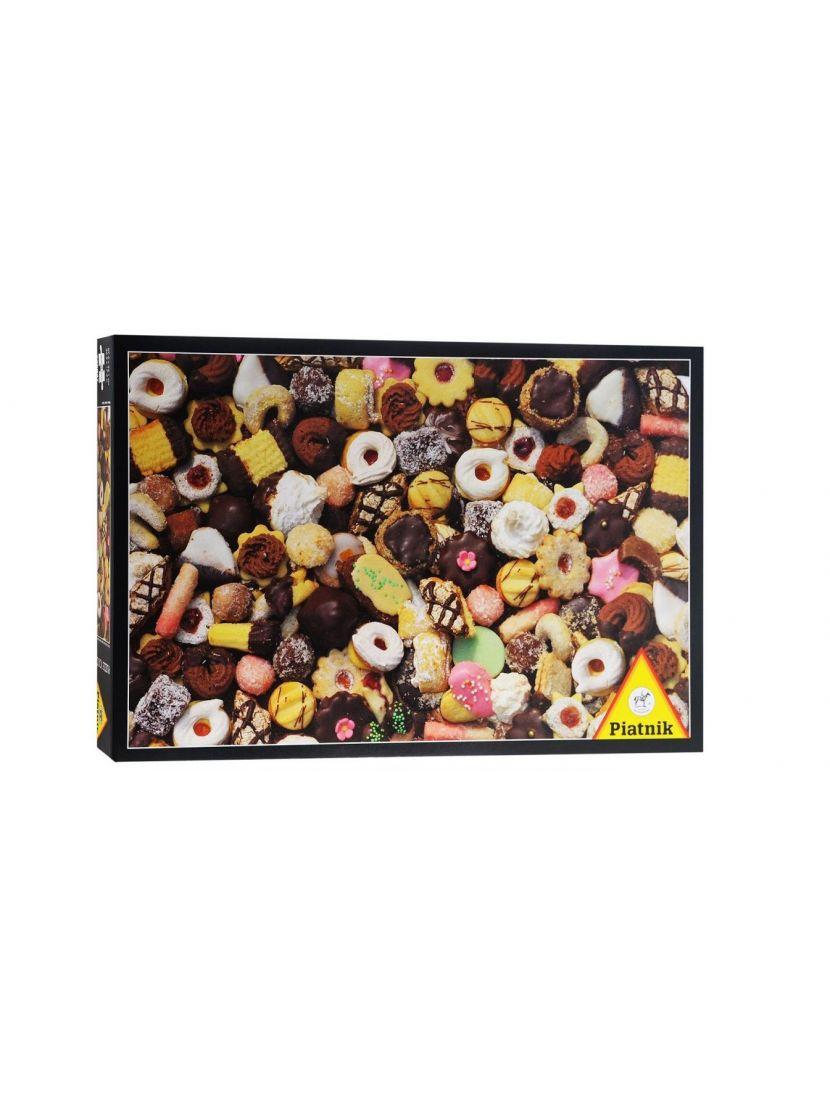 Пазл «Пончики» 1000 элементов
