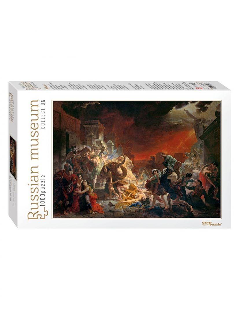 Пазл «Последний день Помпеи» 1000 элементов