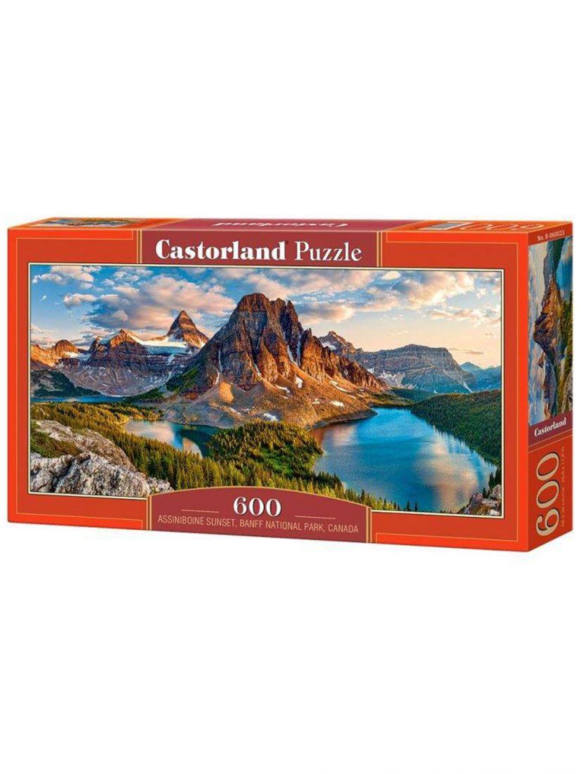 Пазл «Залив, Канада» 600 элементов