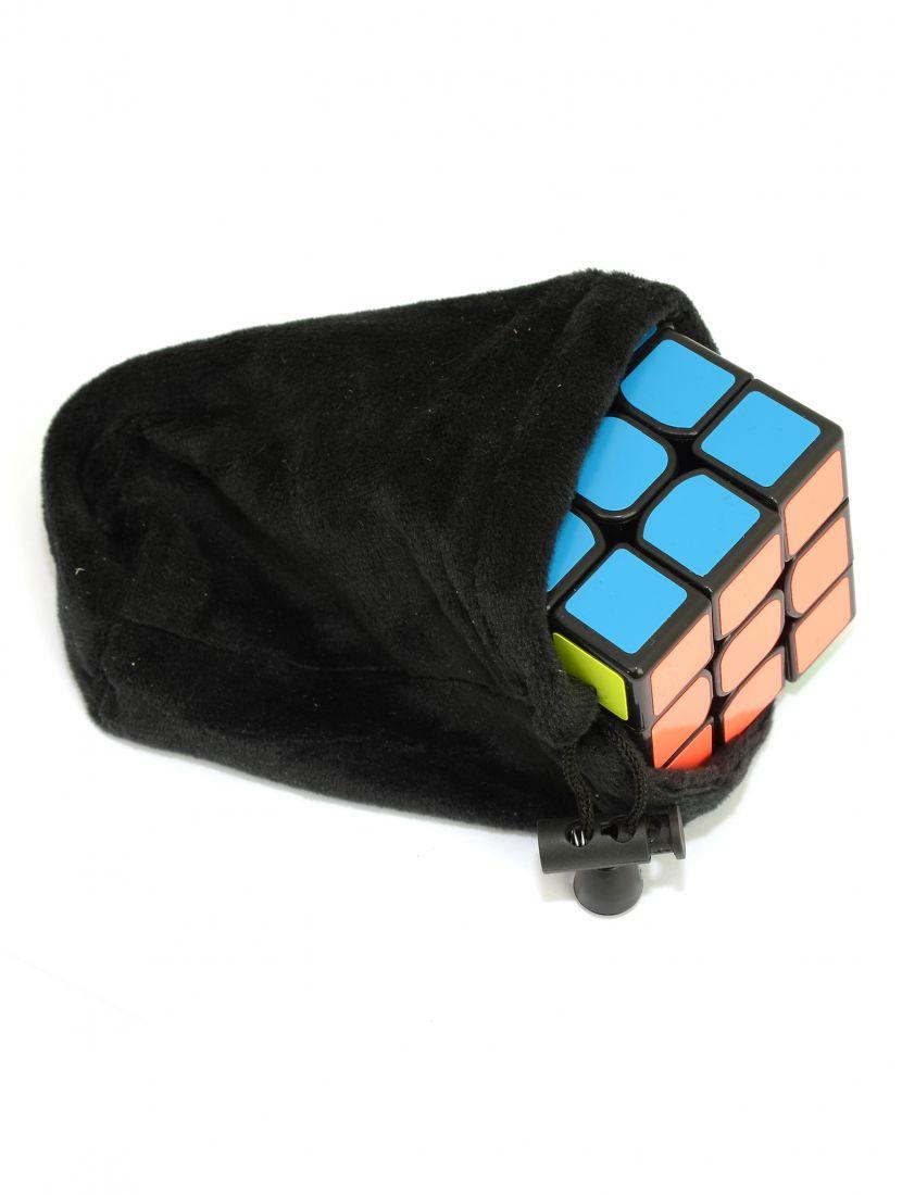 Чехол для кубика чёрный