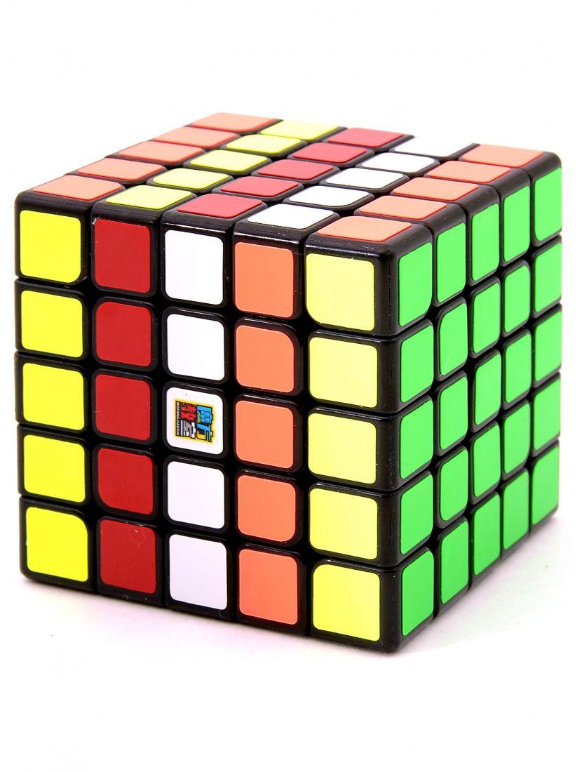 Кубик «MF5S» Cubing Classroom MoYu 5x5x5 чёрный