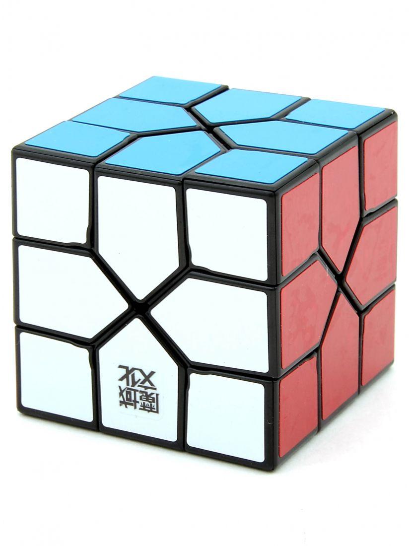 Кубик «Redi Cube» MoYu чёрный пластик