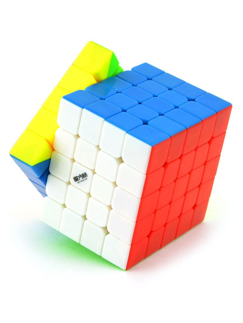 Кубик «WuShuang» QiYi MoFangGe 5x5x5 цветной