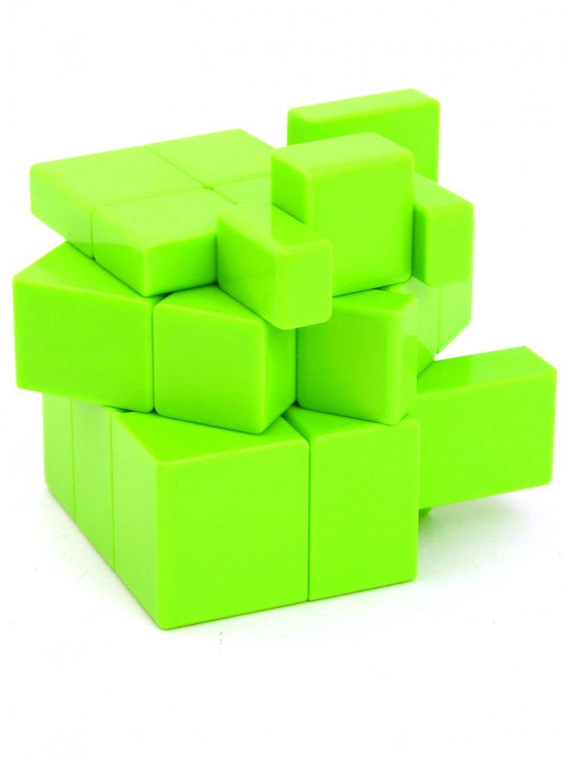 Кубик зеркальный «Mirror» зелёный