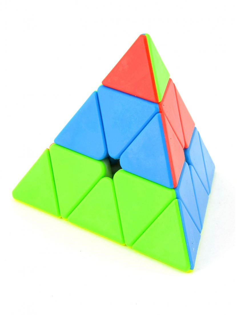 Пирамидка «Pyraminx» QiYi цветная