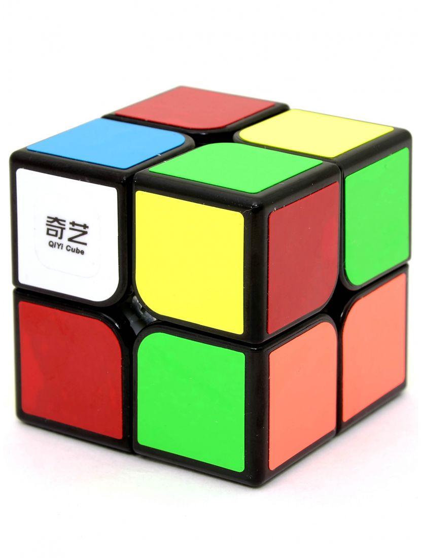Кубик Рубика «QiDi» QiYi чёрный