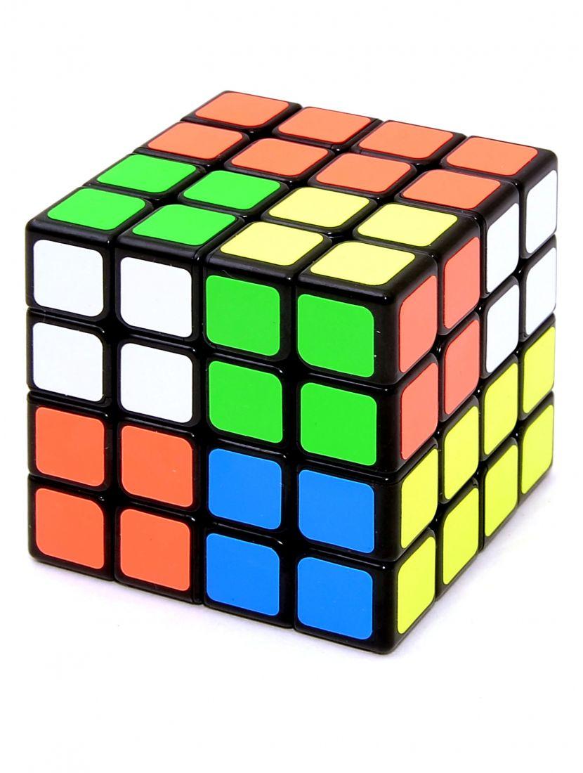Кубик Рубика «QiYuan» 4x4x4 чёрный