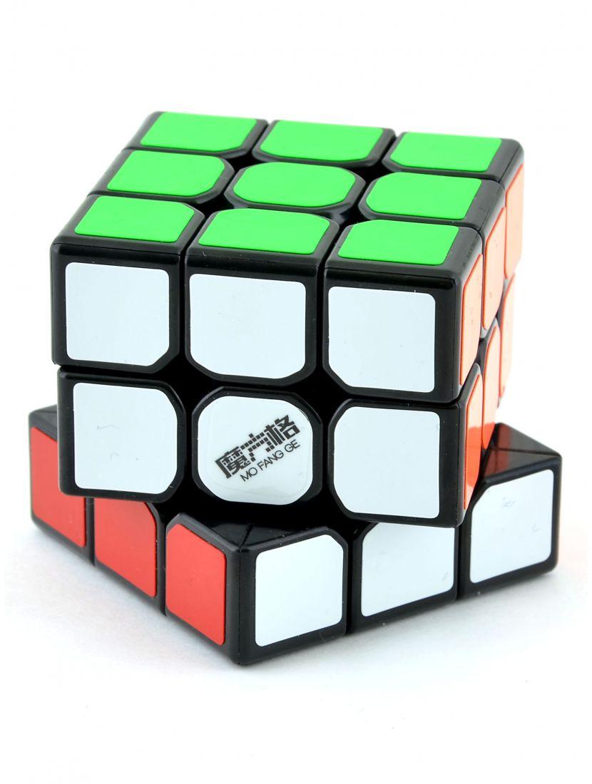 Кубик «Thunderclap» 3x3x3 чёрный
