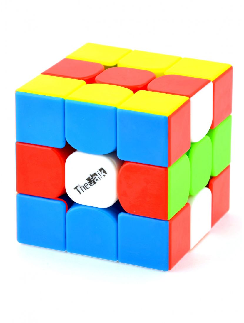 Кубик «Valk 3» 3x3x3 QiYi MofangGe цветной