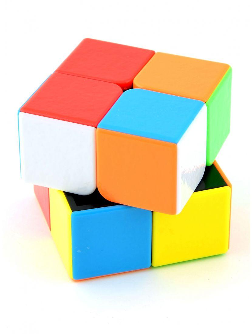 Кубик Рубика «Gem» 2x2x2 цветной