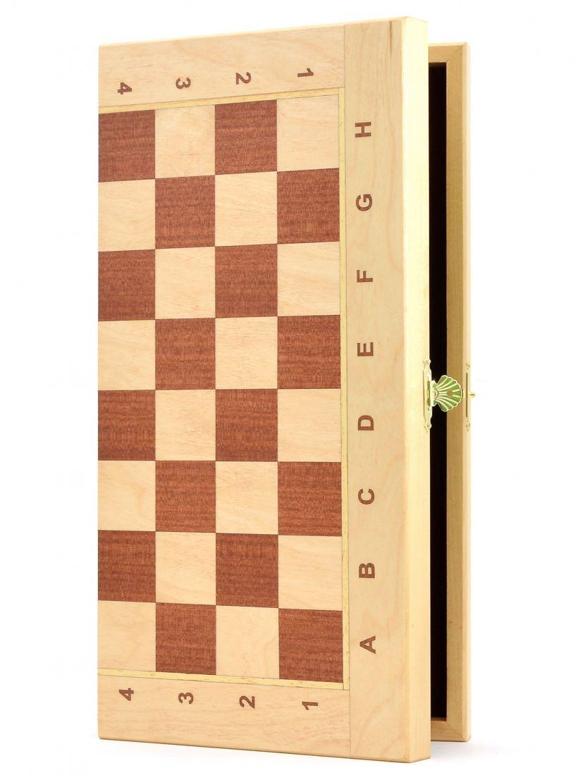 Шахматная доска «Панская» берёза
