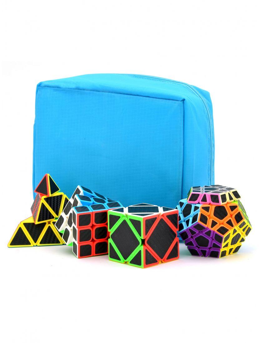 Подарочный набор Рубиков «Карбоновая серия-2»