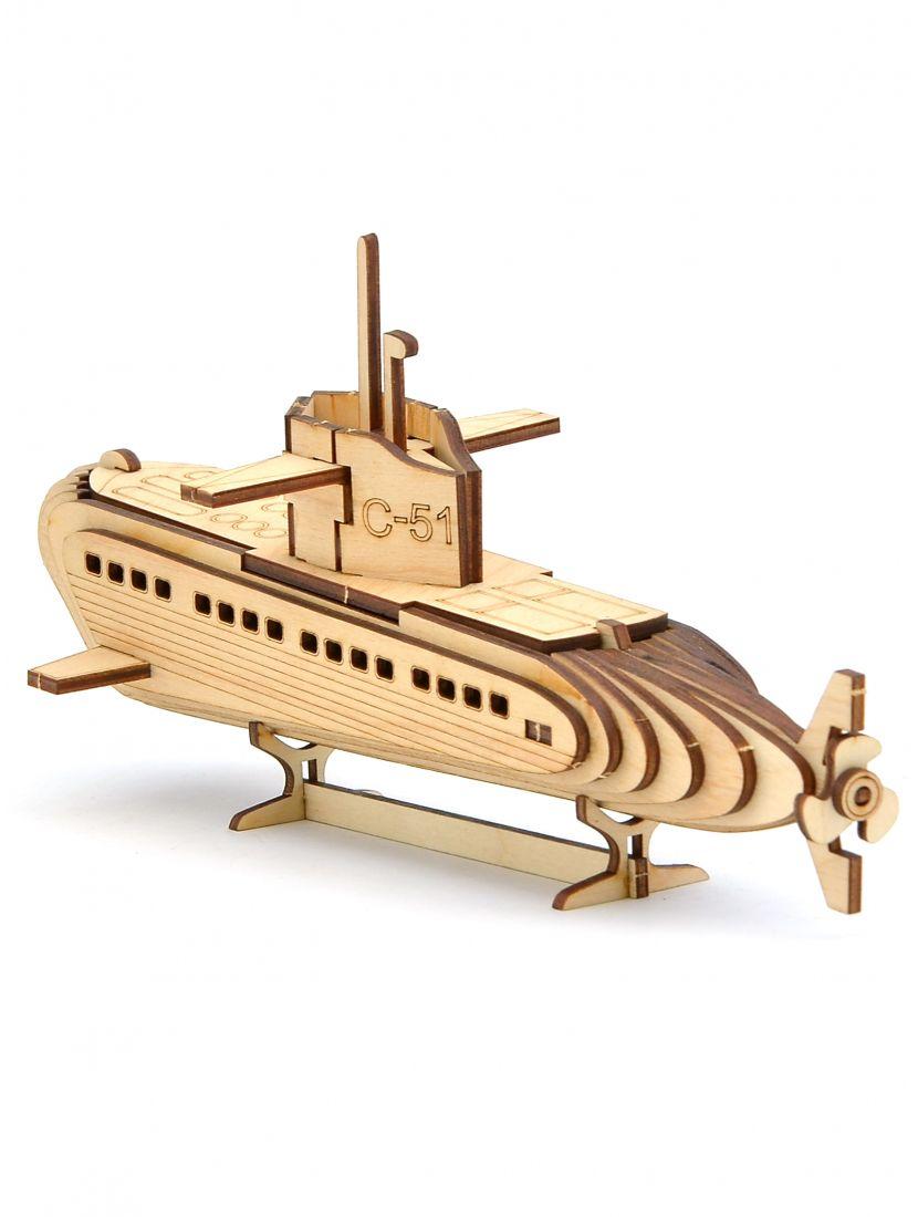 Конструктор «Субмарина» 3D
