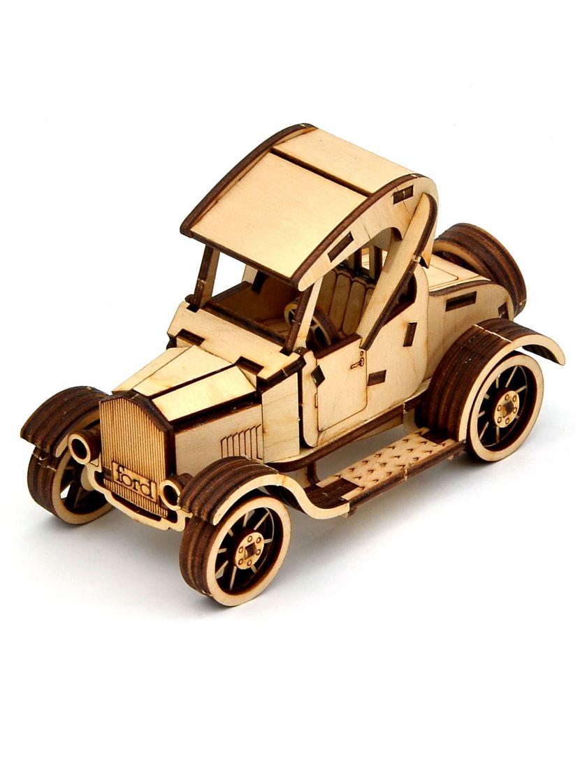 Конструктор «Форд Т-1» 3D автомобиль