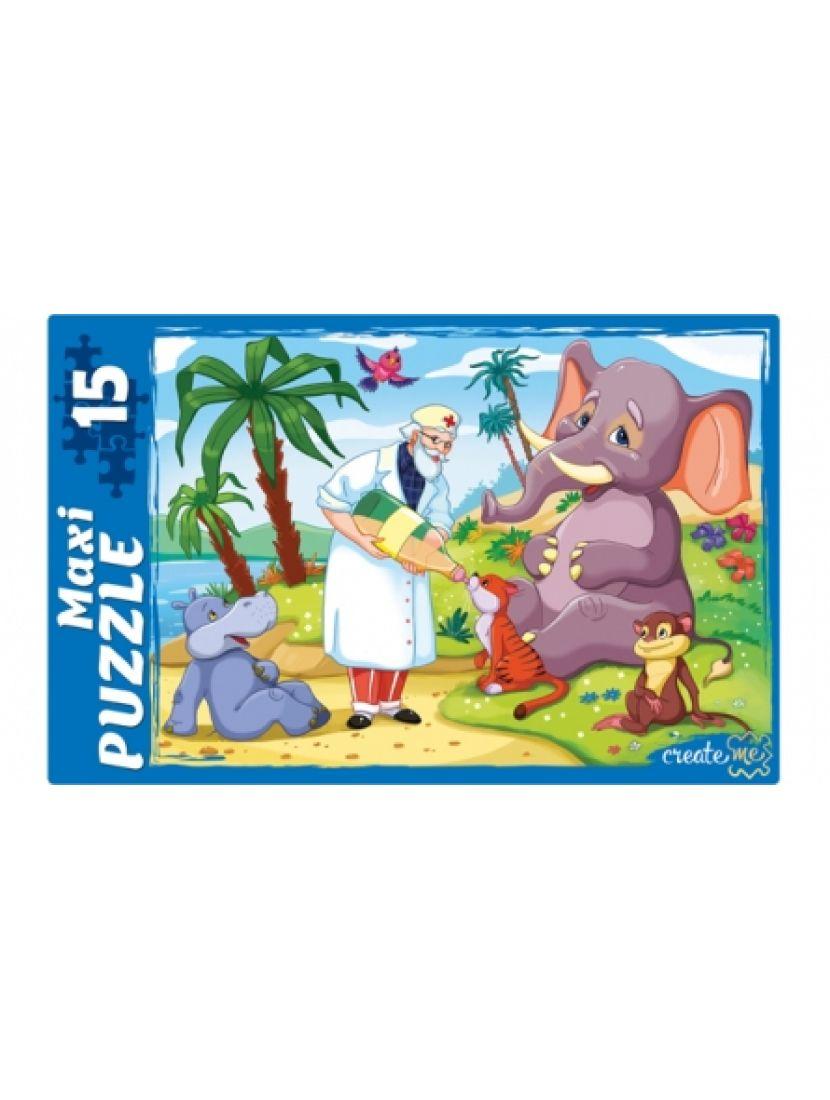 Пазл «Любимая сказка» 15 MAXI элементов