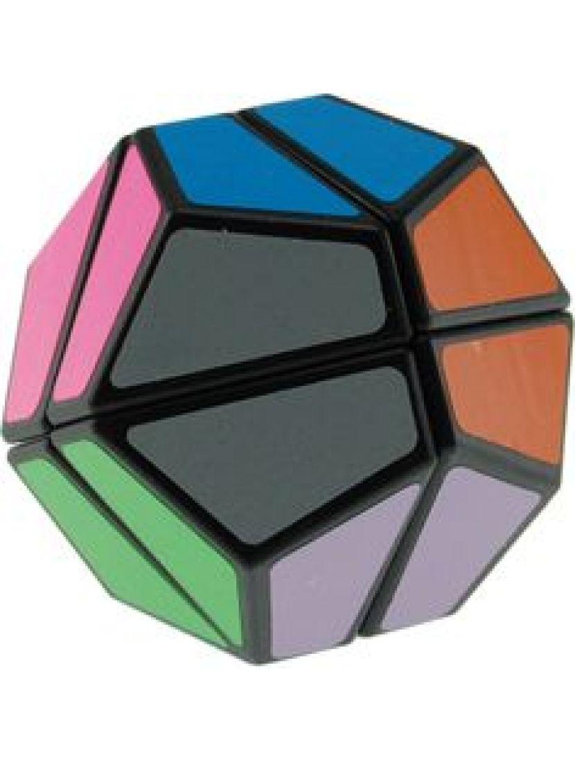 Головоломка «Faces ultimate like cube» LanLan (черный)