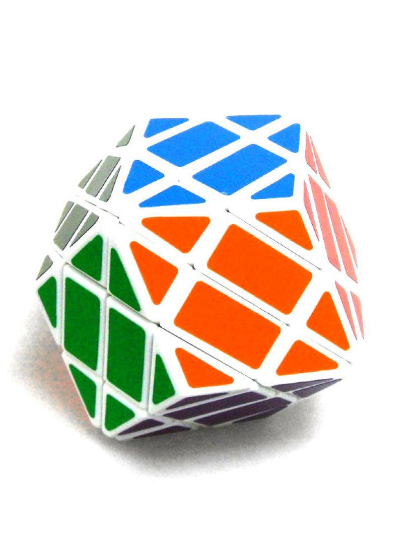 Головоломка «Rhombic Dodecahedron» LanLan (Белый)